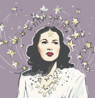 Hedy Lamarr - For funsies