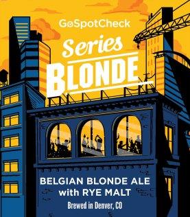 Series B.londe - Belgian Blonde