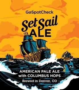 Set Sail Ale - Pale Ale